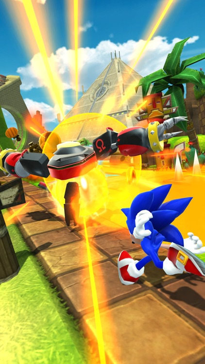 Sonic Forces: Speed Battle screenshot-3