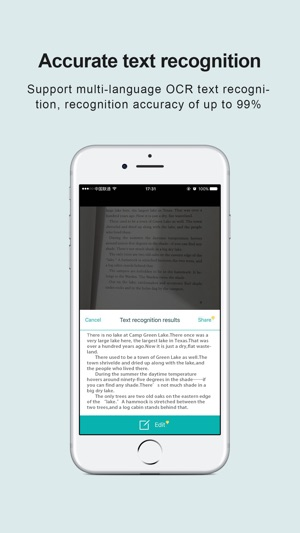 pdf scanner – Wordscanner pro Screenshot