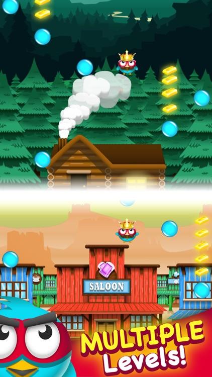 Bubble Bounce - Heroes