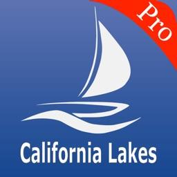 California Lakes Charts Pro