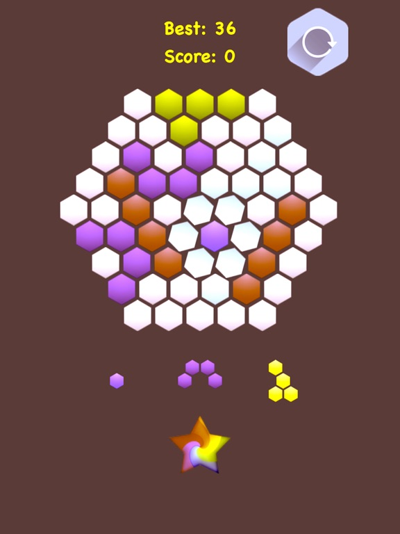 !Hexagonal Merge - Premium screenshot 8