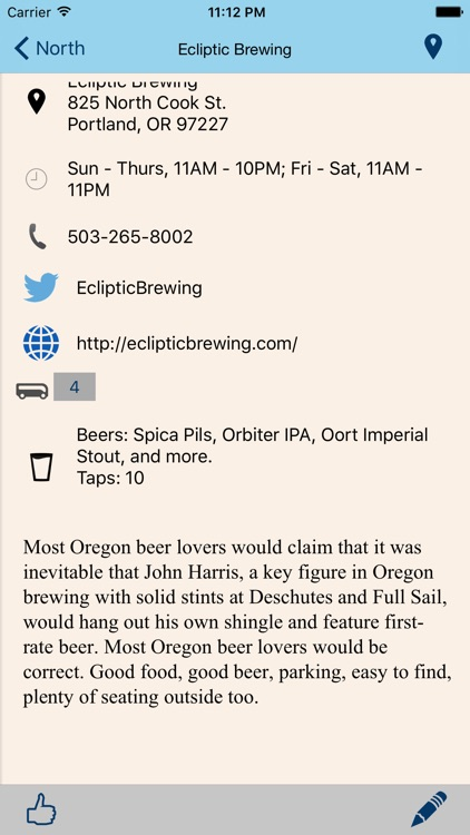 Beer Guide Portland screenshot-3