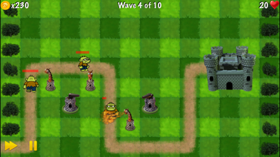 Download Zombie Tower Shooting Defense for Pc
