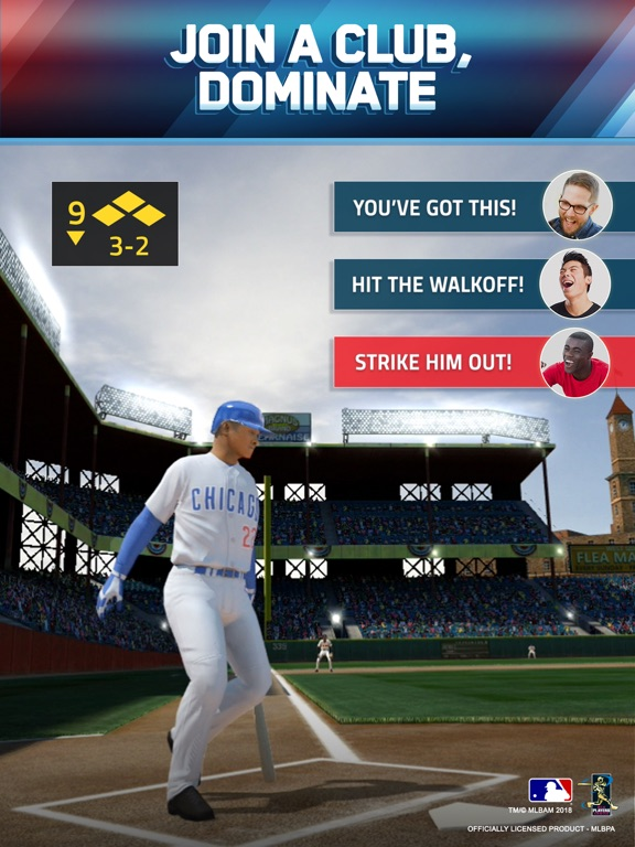 MLB Tap Sports Baseball 2018 screenshot 10