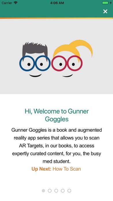Gunner Goggles Psychiatry screenshot 2