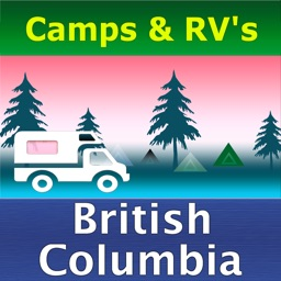British Columbia– Camps & RV's