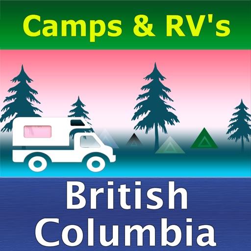 British Columbia– Camps & RV's
