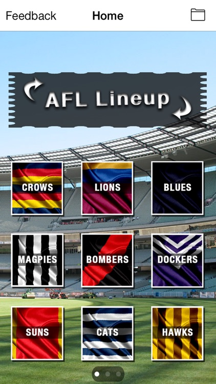 AFL Lineup 2018 screenshot-3