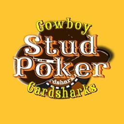 Cowboy Cardsharks Stud Poker