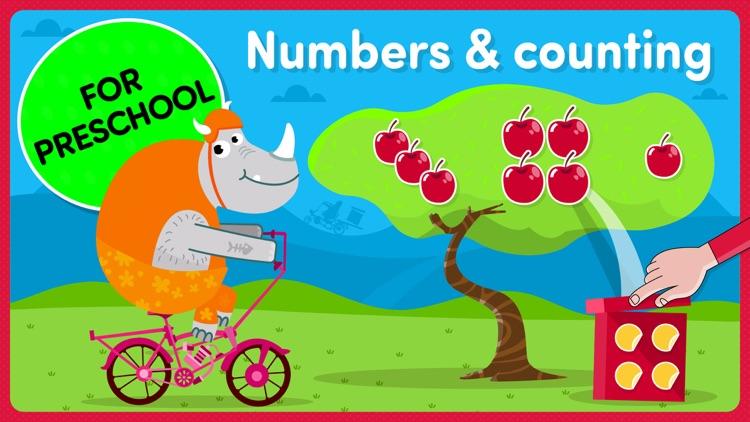 Learning games: for preschool