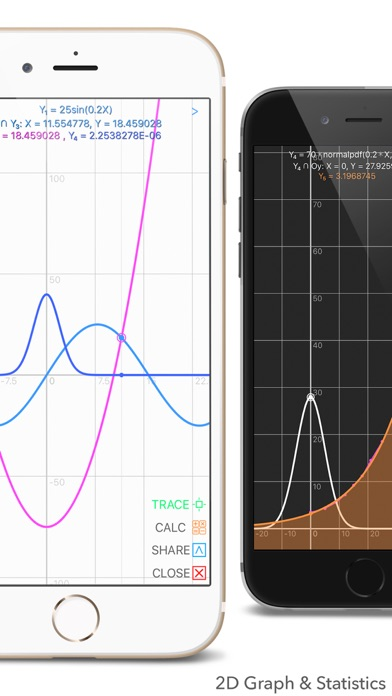 Screenshot for Graphing Calculator Plus in Poland App Store