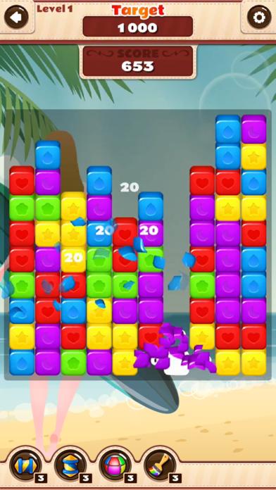 Block Puzzle POP!! screenshot 1