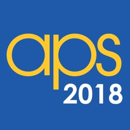 2018 APS Convention