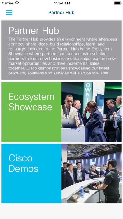 Cisco Partner Summit screenshot-3