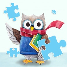 Activities of Owl Jigsaw Puzzle Learning
