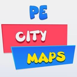 MCPE City Maps - Pocket Edition