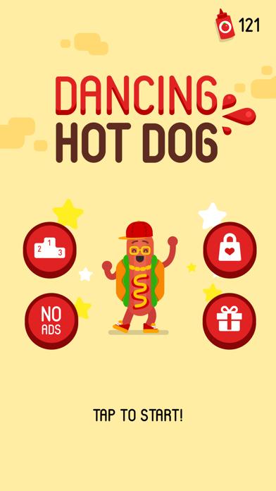 Dancing Hotdog screenshot 1