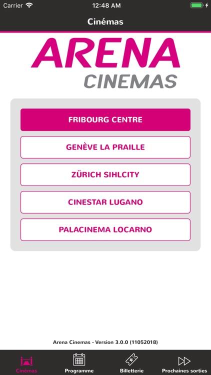 Arena Cinemas