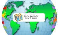 World Capitals - Quiz and Learn