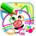 お絵かき 絵画 学習 子供 ゲーム 幼児 3 4