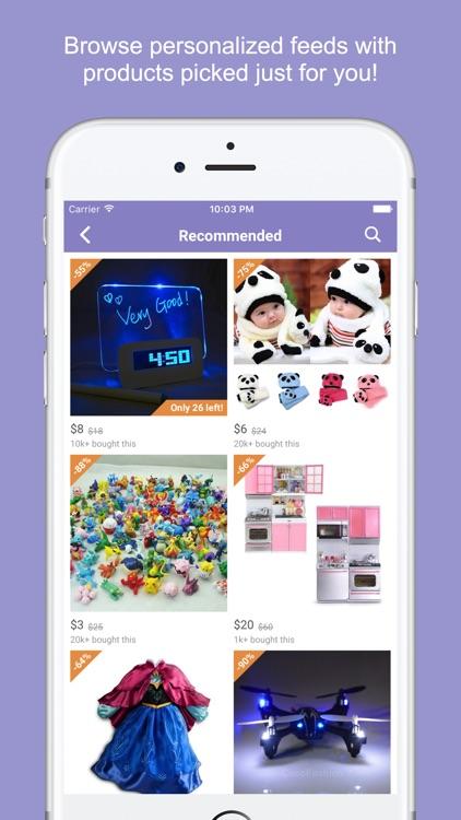 Mama - Thoughtful Shopping screenshot-3