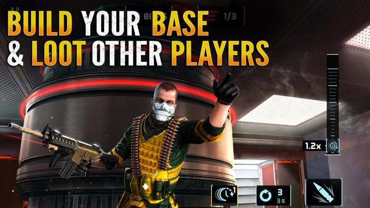 Sniper Fury Target screenshot-4