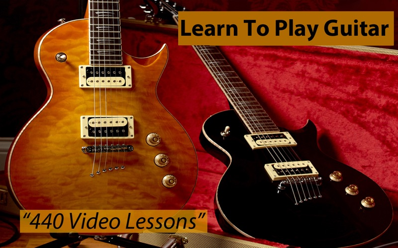 Learn To Play Guitar screenshot 1