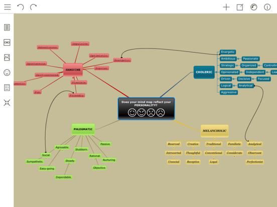 Mindomo (mind mapping) Screenshot 4