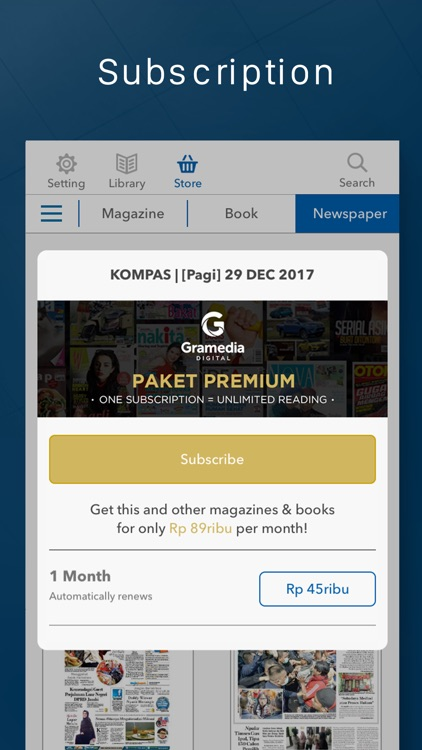 Gramedia Digital screenshot-3