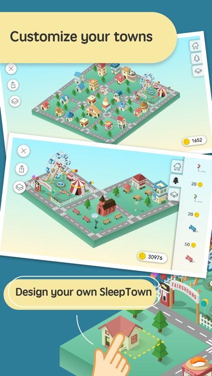 SleepTown screenshot-4