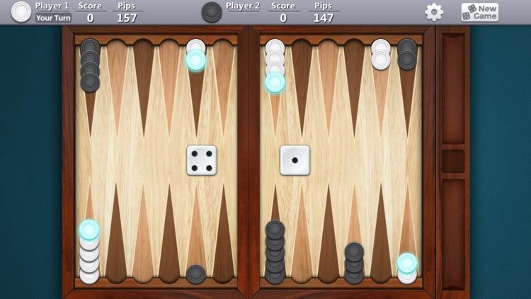 Backgammon ▽▲ screenshot-0
