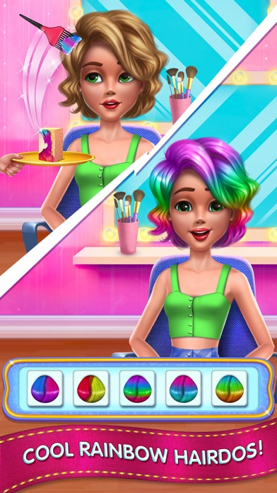Fashion School Girl screenshot 3