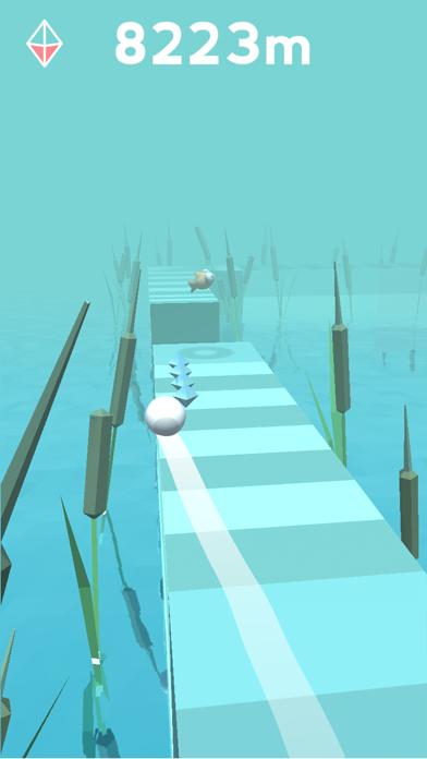 Rolly Run screenshot two
