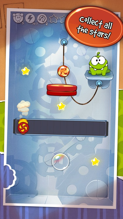 Cut the Rope™ screenshot-4