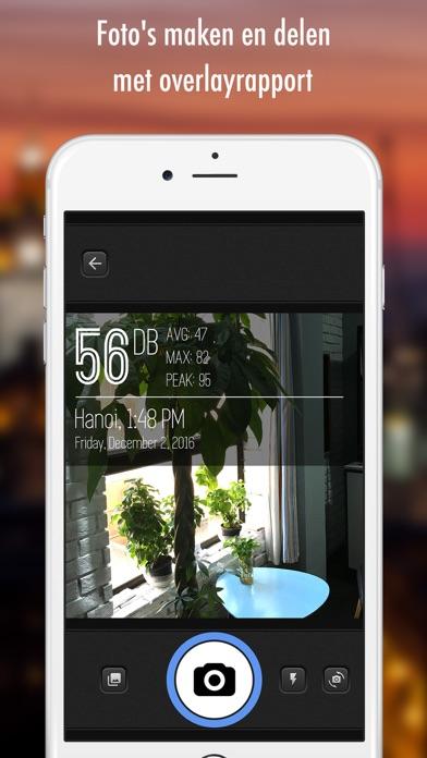 Screenshot for Decibel X PRO - Geluidsmeter in Netherlands App Store