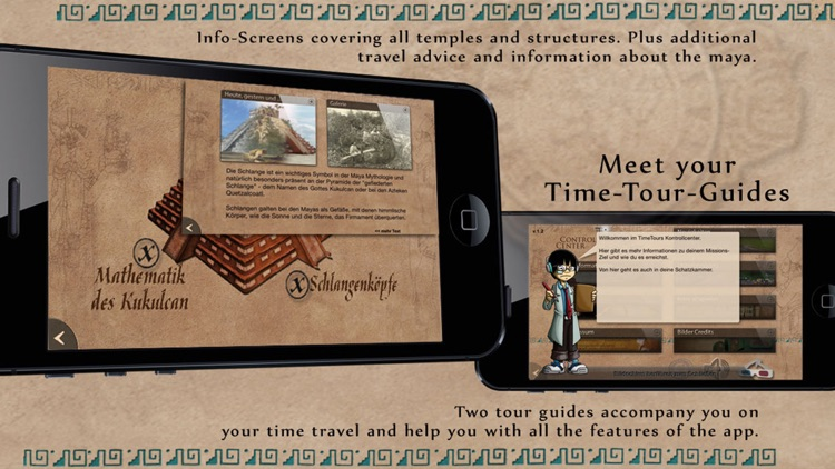 TimeTours: Chichen Itza screenshot-1