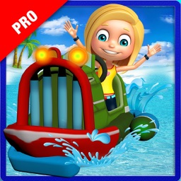Aqua Racing Boat Valley Pro