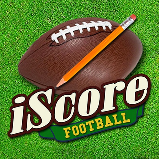 iScore Football Scorekeeper icon
