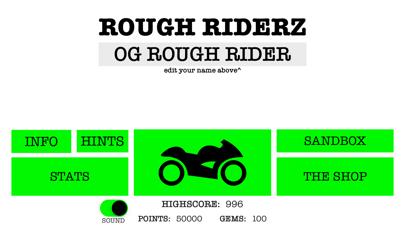 Rough Riderz screenshot one
