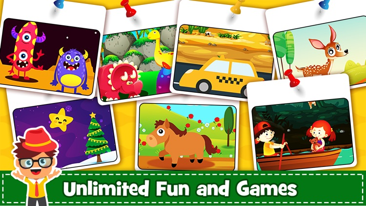 Kids Puzzle & Toddlers Games screenshot-6