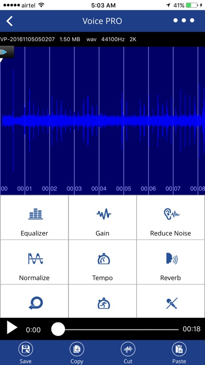 Voice PRO screenshot-3