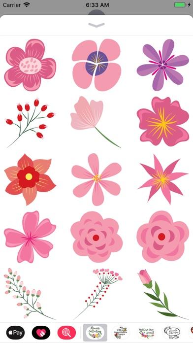 Flowers Collectionのスクリーンショット2