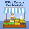 USA & Canada Flea Markets