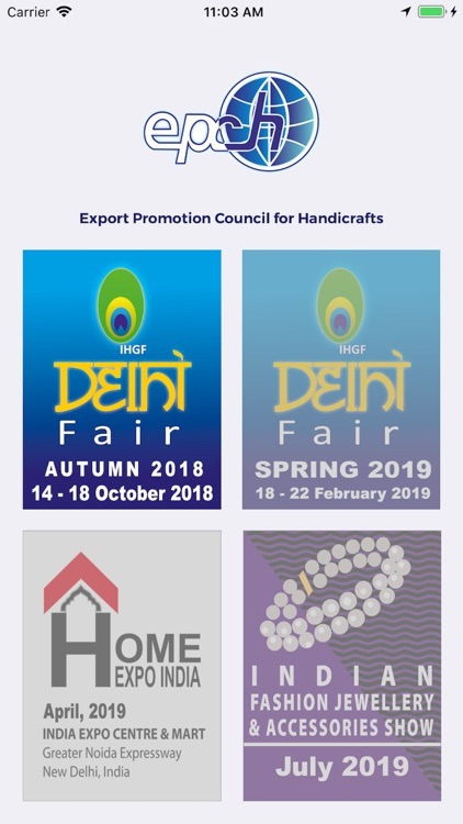 Epch India By Export Promotion Council For Handicrafts