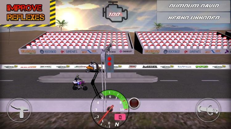 Drag Bikes screenshot-5
