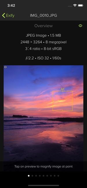 Exify - Tools for Photos Screenshot
