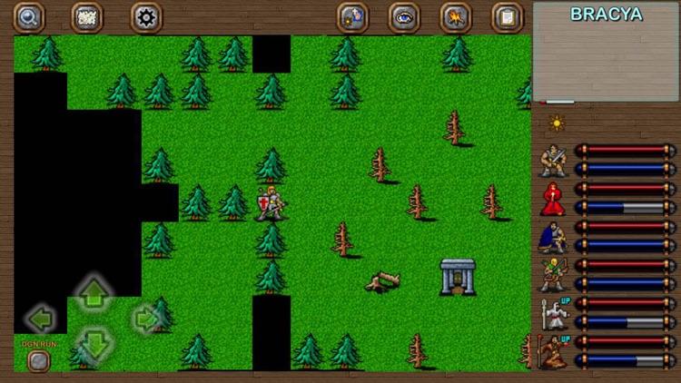 Dungeons of Chaos - LITE screenshot-4