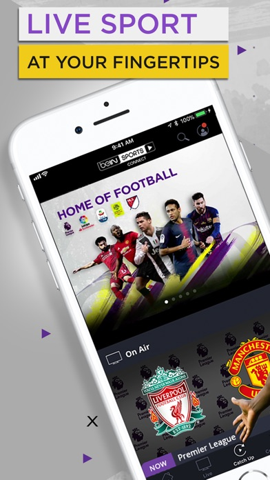 Download beIN SPORTS CONNECT APAC for Pc