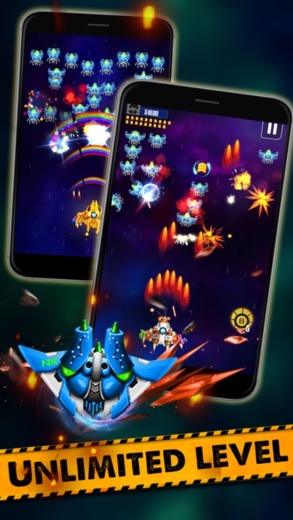 Galaxy Attack: Space Shooter