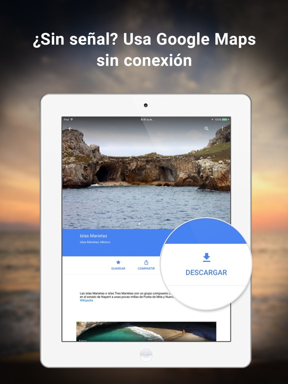 Imágenes iPad